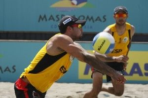 Deportes de playa (I): Voley playa