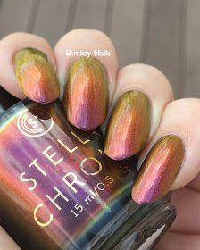 ehmkay nails: Stella Chroma Oktober 2019 Trio, Swatches & Review   – Ehmkay Nails 2019