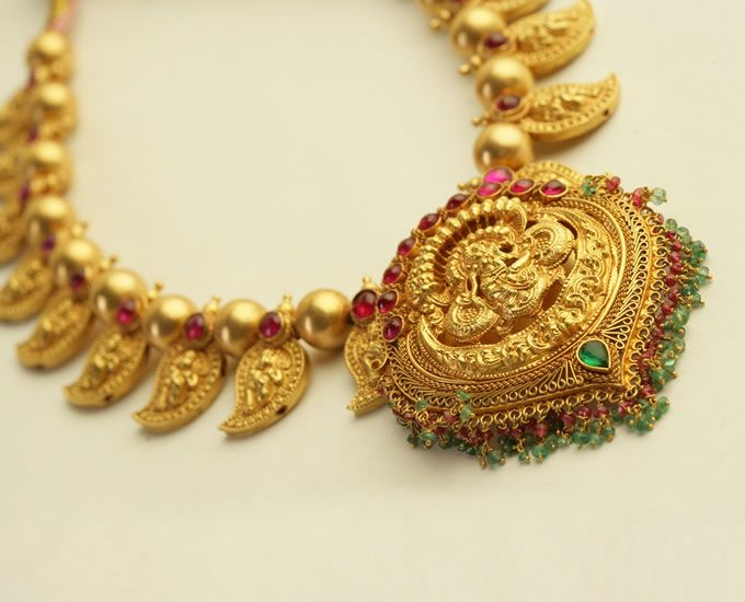 temple jewellery!