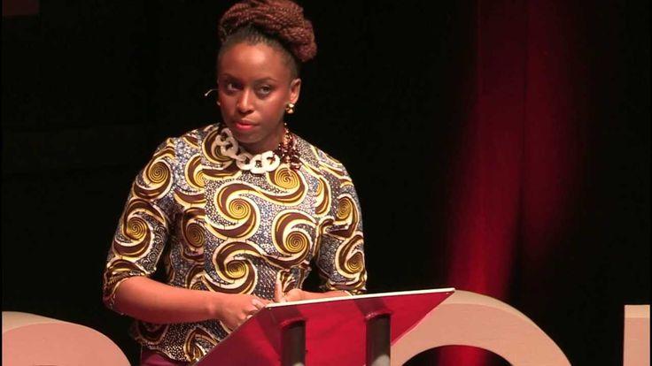 We should all be feminists: Chimamanda Ngozi Adichie at TEDxEuston