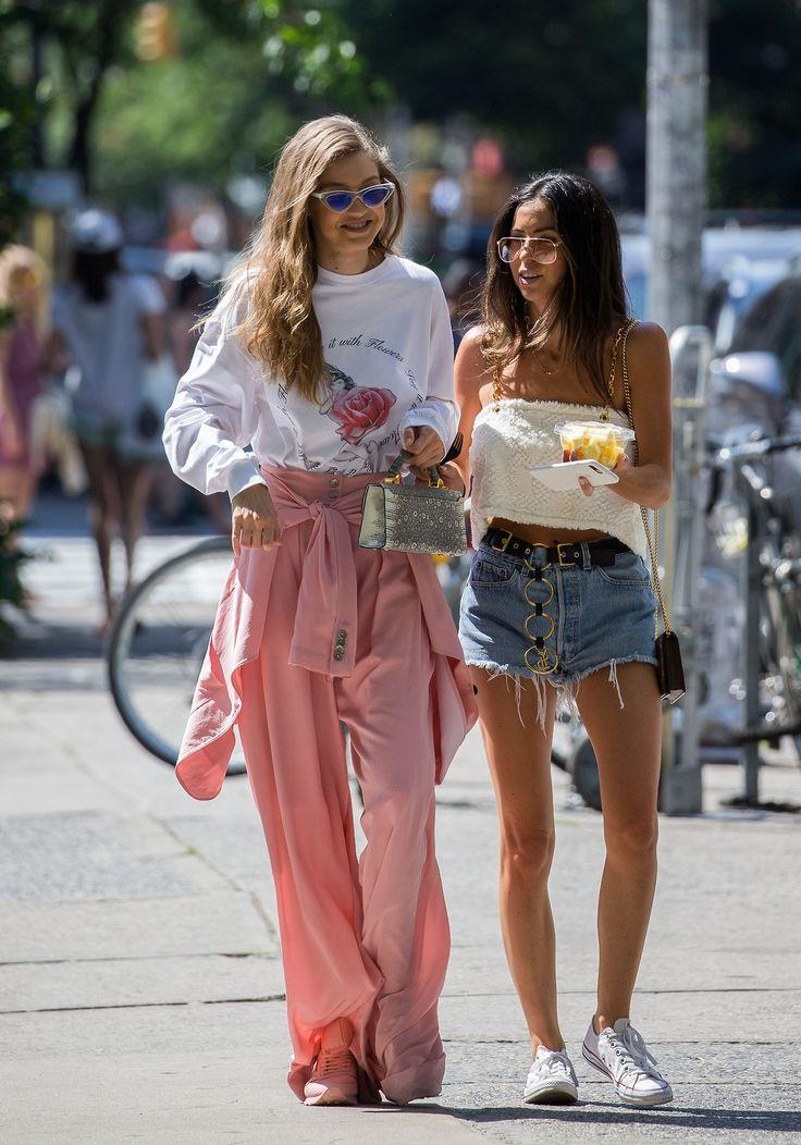 Gigi Hadid Daily — June 11, 2017