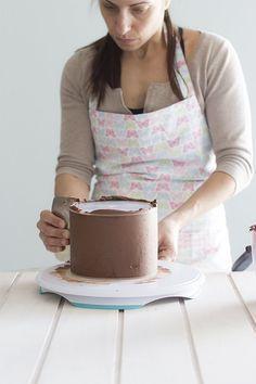 12 trucos para hacer una tarta de fondant perfecta