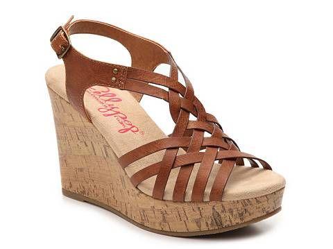 Jellypop Cherlin Wedge Sandal