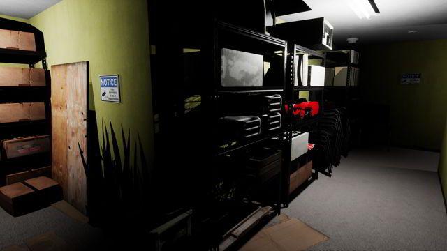 Emily Wants to Play Too PC es un juego de aventura donde los sustos vendrán muy a menudo. Emily quiere jugar también es un juego de terror de supervivencia sobre un repartidor de sándwiches que se bloquea dentro de un edificio de oficinas de procesamiento de pruebas y almacenamiento de muñecas vivientes.