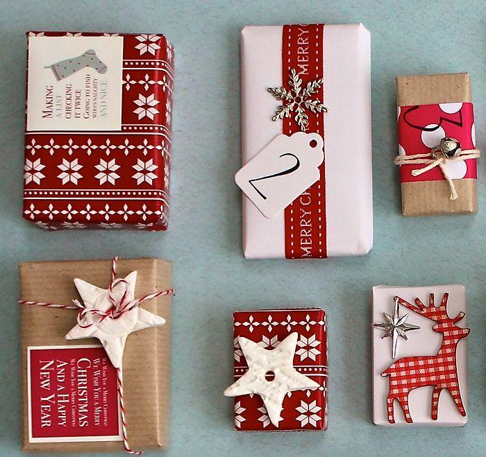 M s de 25 ideas incre bles sobre formas de envolver - Como envolver regalos de navidad originales ...