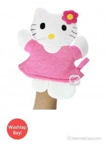 Washlap Boneka Tangan Carter's Disney Hello Kitty (Pink Muda) Rp. 25.000 www.melindacare.com atau hubungi 081321148408 dan Pin 765BEE5E