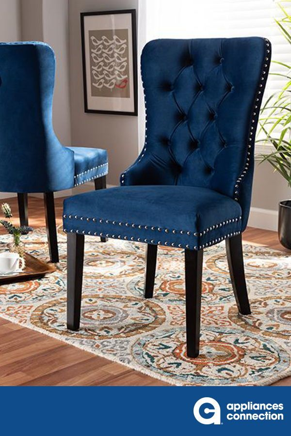 Outfit Your Dining Space With The Glamorous Remy Dining Chair Set