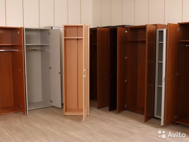 Шкаф офисный для верхней одежды - Simple — фотография №2