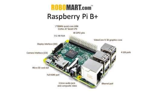 Robomart is the biggest online shopping mega store to buy such as #buyraspberrypibplusindia, raspberry pi b+ price, #raspberrypibplusindia at best prices. It can be easily occupied to your small screen, keyboard, personal computer and other monitor screens.