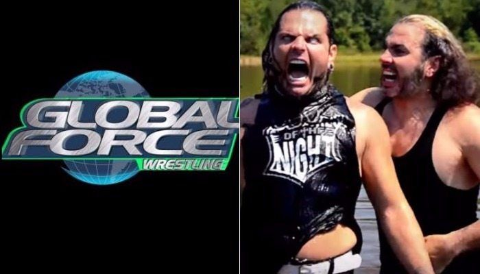 GFW loses possible partnership because they won't release the Broken Hardy Gimmick