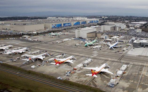 Boeing Seattle | BoeingEverett