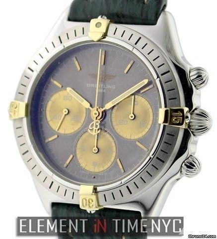 Breitling Vintage Ladies Chronograph Ref. B11045 Price On Request