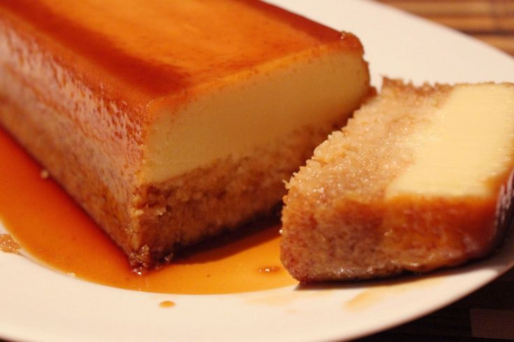 Flan coco   My French Bakery