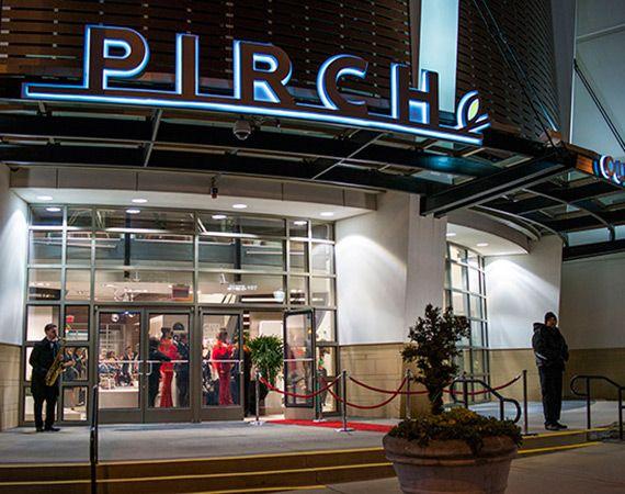 Exterior Design Of PIRCH Atlanta Georgia Showroom