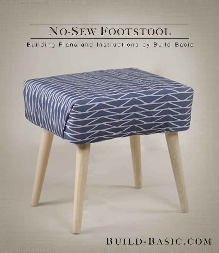 M s de 25 ideas incre bles sobre ideas de escabeles en pinterest silla otomana sillas de - Escabeles tapizados ...