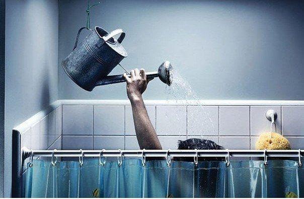 Контрастный душ для здоровья