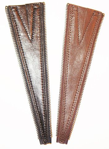 Fd Cf D F E F A E E Wide Calf Boots Metals on Zipper Insert Pin Number 5