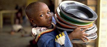 UNICEF - Goal: Eradicate extreme poverty and hunger