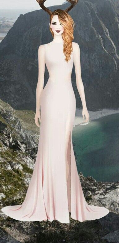 La diosa nórdica