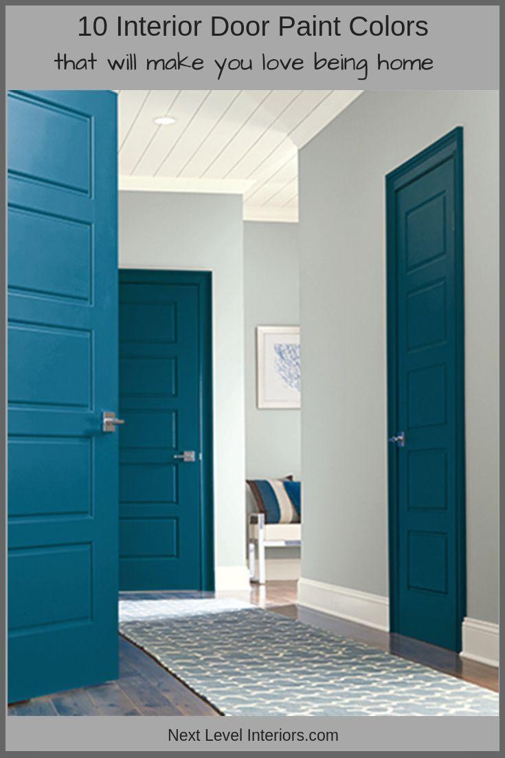 Interior Door Colors You Ll Love Interior Door Colors Painted