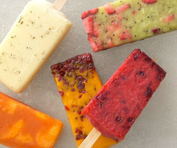 Zelf ijs maken: heerlijke recepten voor gezonde fruitijsjes - Welkom bij Fitplein.nl