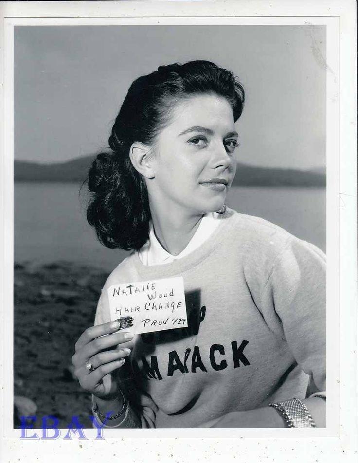 Natalie Wood costume test RARE Photo   eBay