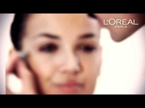 Nude make up:L'Oreal  Maquillatge natural.