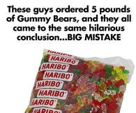 Haribo Sugarless Gummy Bears Becomes A Big Sensation And This Is Why