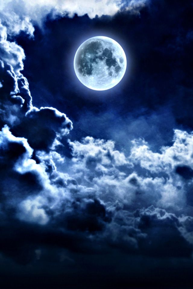 Blue-moon-iphone-4-wallpaper