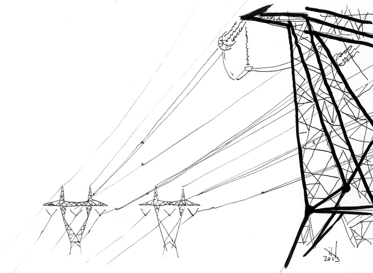 Power Lines // Jordi NN