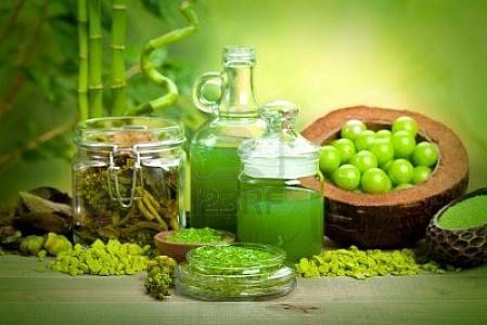 GREEN TEA SPA TREATMENT dgn Bahan-Bahan Alami Terbaik