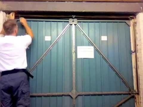 Henderson Merlin Garage Door Repairs Cones Cables Replacement