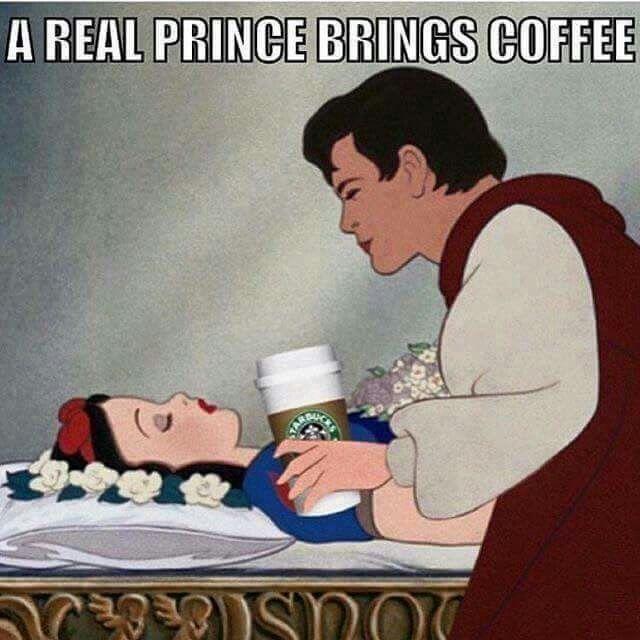 So glad I married a prince!