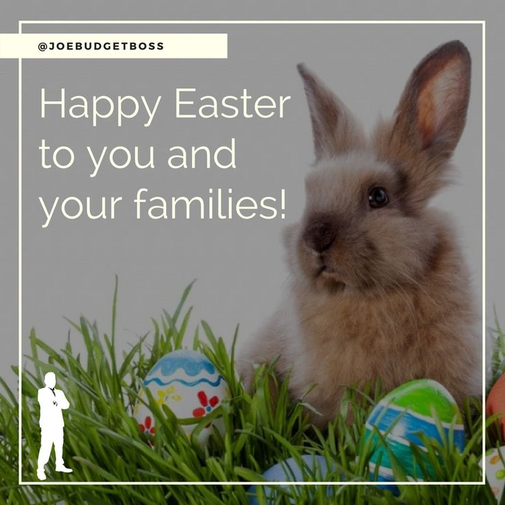 Wishing everyone a Happy and Safe Easter Long Weekend! I hope it is filled with family and fun! For those who cannot be with family, all my love goes to you! - Joe, Budget Boss #easter #family #holiday #goodfriday #happyholidays #peace #love #LDNont #brampton #toronto #canada