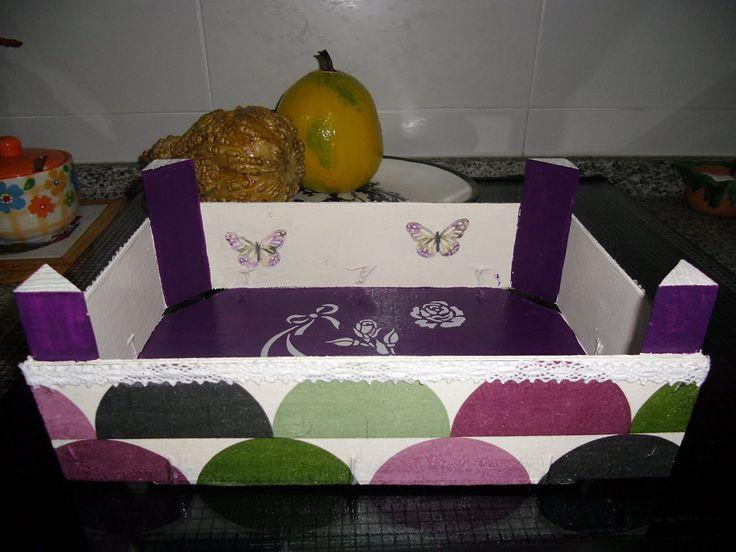 Cajas de Fresas (pág. 9) | Hacer bricolaje es facilisimo.com