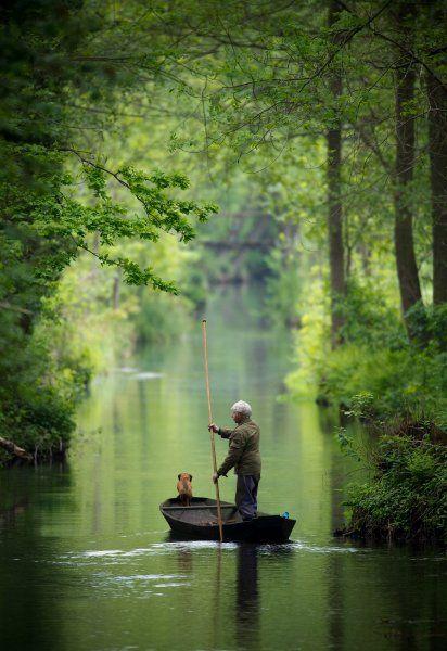 Spreewald: Eine urige Entdeckungsreise