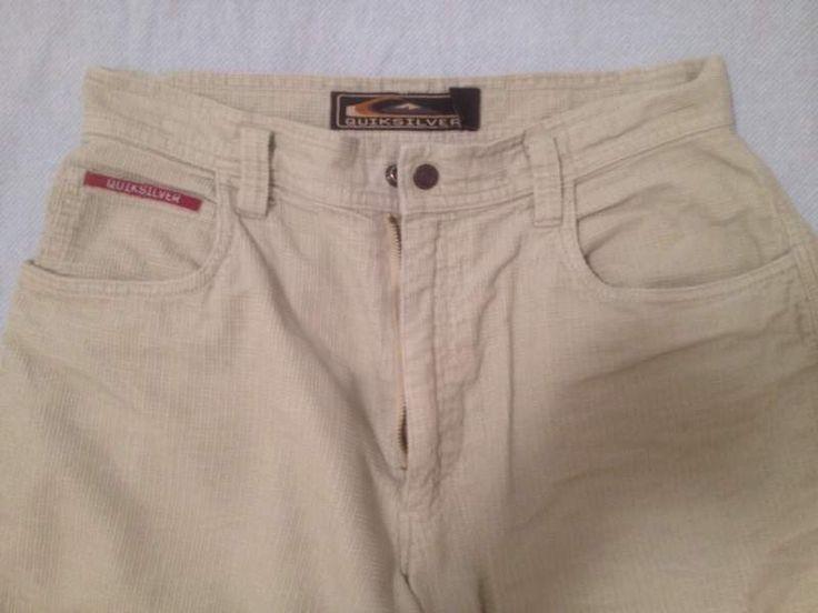 #Pantaloncini #short bermuda #Quicksilver originali #anni90  #abbigliamento #sportivo  #surf #vintage  #trendy #fashion   #cool  #moda #casual #90s