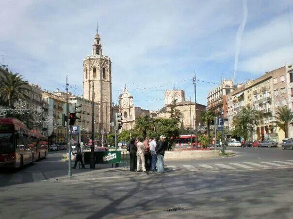 El Miguelete, Valencia, España