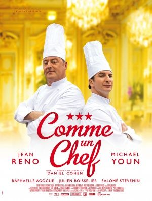 The Chef - Comme un chef - Şeflerin Savaşı