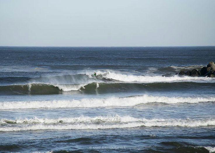 Espinho Oporto surf spot