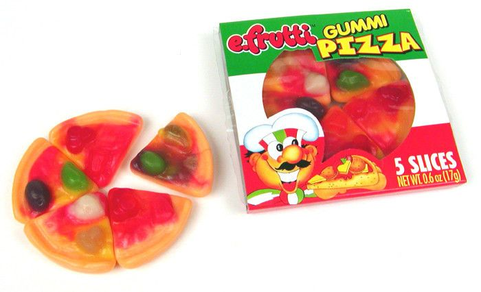 Pizza Lolly