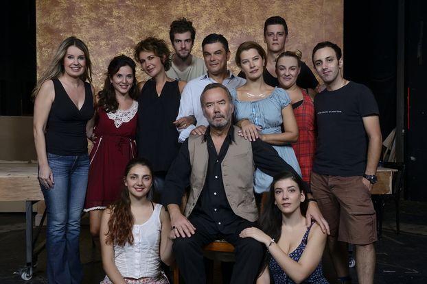 Το θρυλικό, αυτοβιογραφικό μυθιστόρημα  της Άλκης Ζέη «ζωντανεύει» στη σκηνή σε διασκευή-σκηνοθεσία Ανδρομάχης Χρυσομάλη.