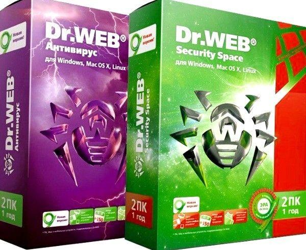 Dr Web Security Space & Anti-Virus 11 0 5 9280 Key