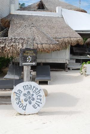 Posada Margherita Italian Restaurant | in Tulum | | Great Reviews | on the beach | must go