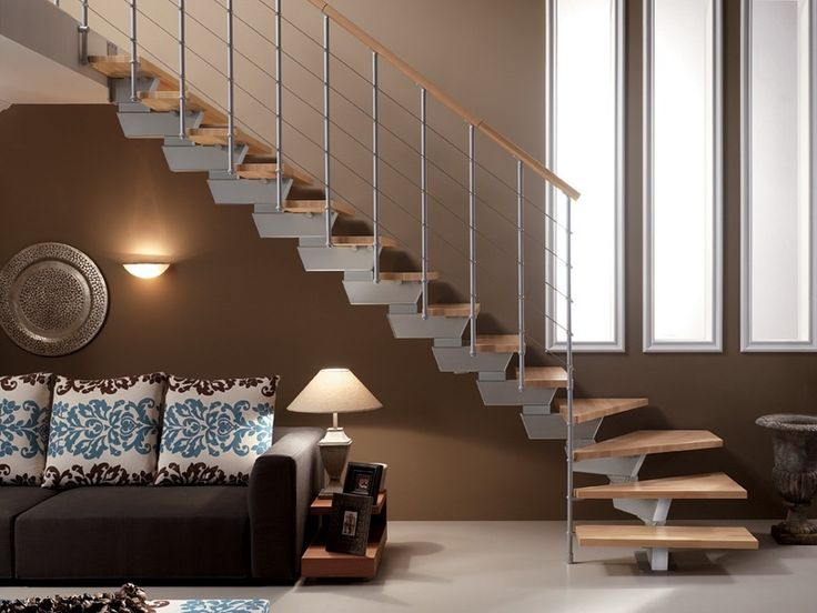 1000 ideas about wood stair railings on pinterest stair - Rintal scale forli ...
