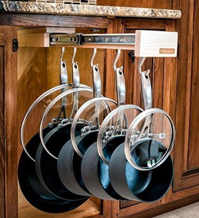 Cool Glideware Pot uPan Rack