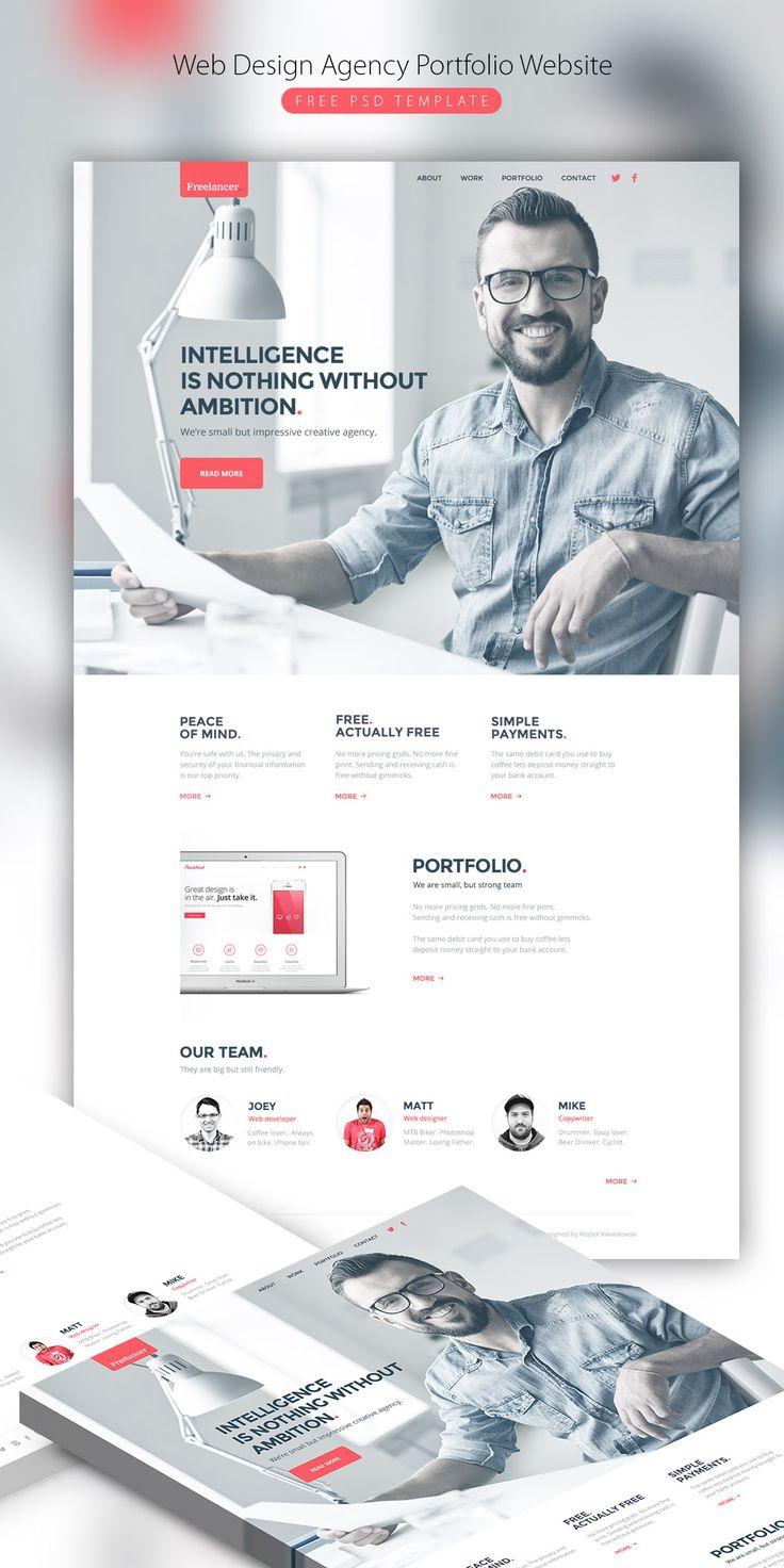 web-design-agency-portfolio-website-free-psd-template