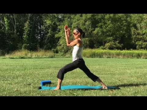 25-Minute Basic / Fundamental Yoga Flow - YouTube