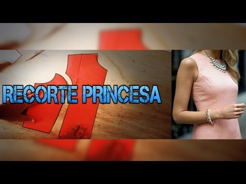 Aprenda a modelar: RECORTE PRINCESA [ Aula 3] - YouTube