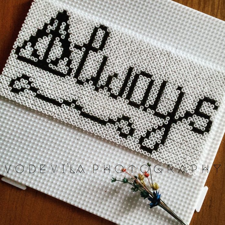 Always Harry Potter - Hama (perler) beads by Vodevila